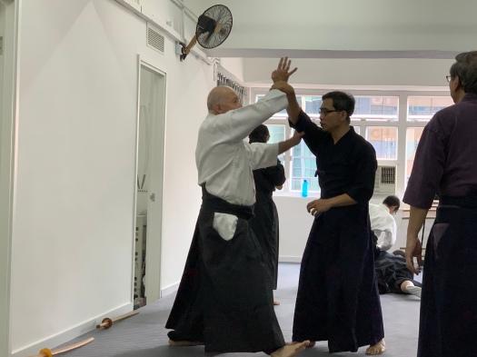 Aikido intro