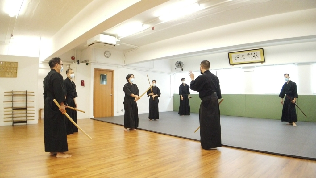 Iaido in Hong Kong